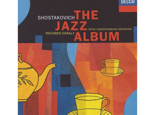 Shostakovich Jazz Suite No.2  album cover