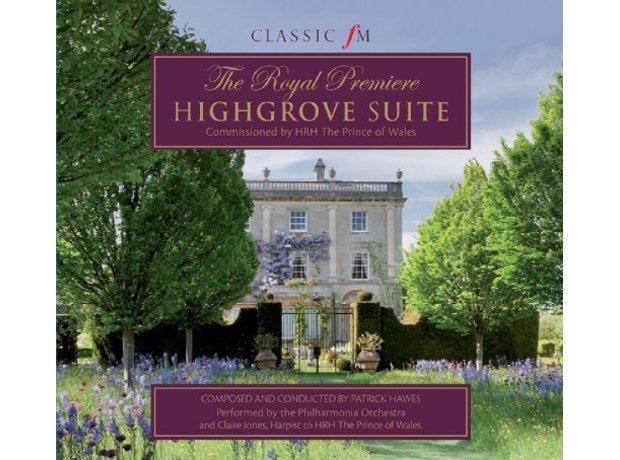196. Hawes, Highgrove Suite, by Patrick Hawes