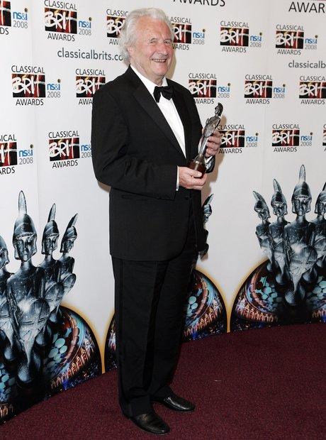 Sir Colin Davis's many awards