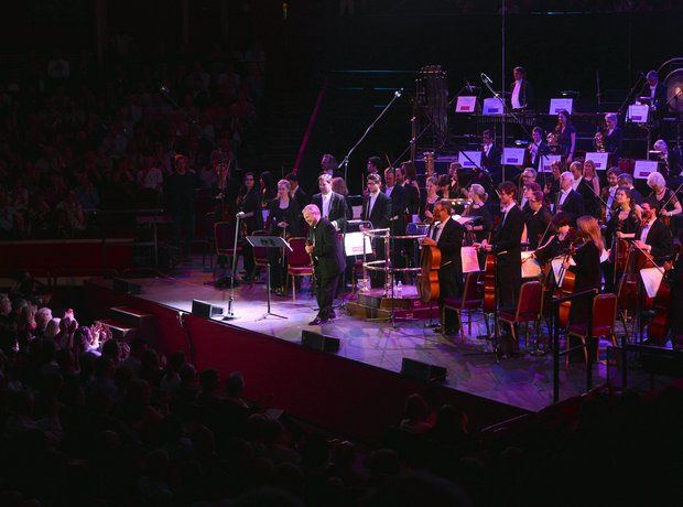 Michael Collins Classic FM 2013 the performance