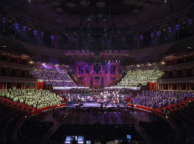 music is for life royal albert hall