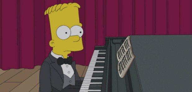 Bart Simpson The Fabulous Faker Boy