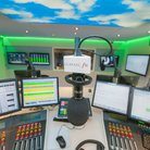 Pictures of the new Classic FM studio