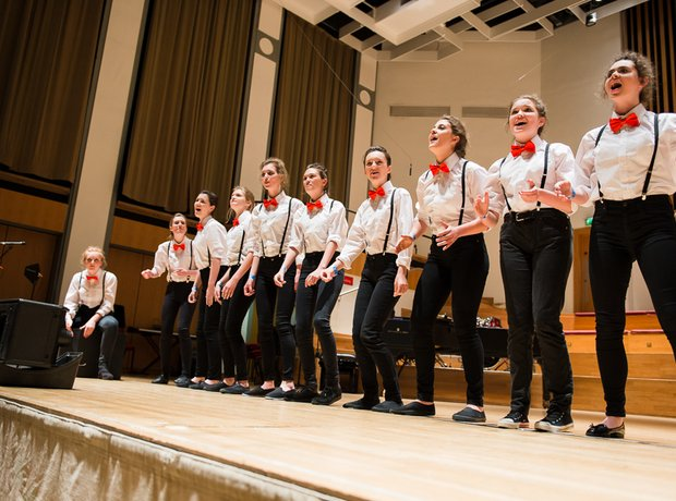 burgess hill school glee club
