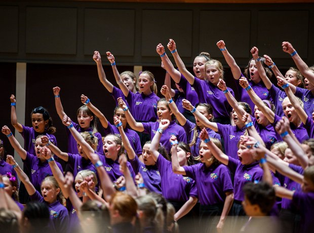 Four Oaks Cluster Choir