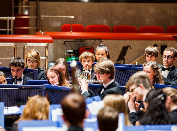 Gloucester Youth Wind Orchestra