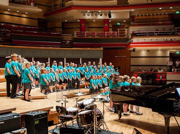 Ingleby MIll Choir