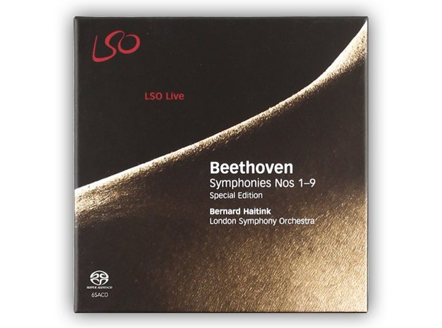 LSO Haitink recordings Beethoven