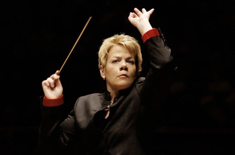 Marin Alsop conductor
