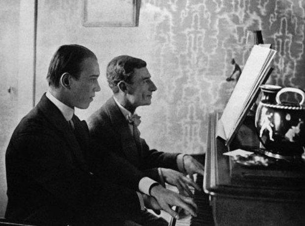 Nijinsky Ravel