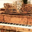 Victorian piano