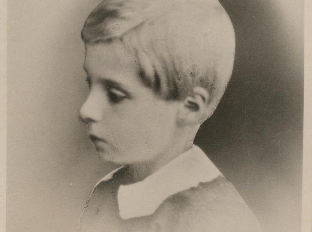 Young Edvard Grieg