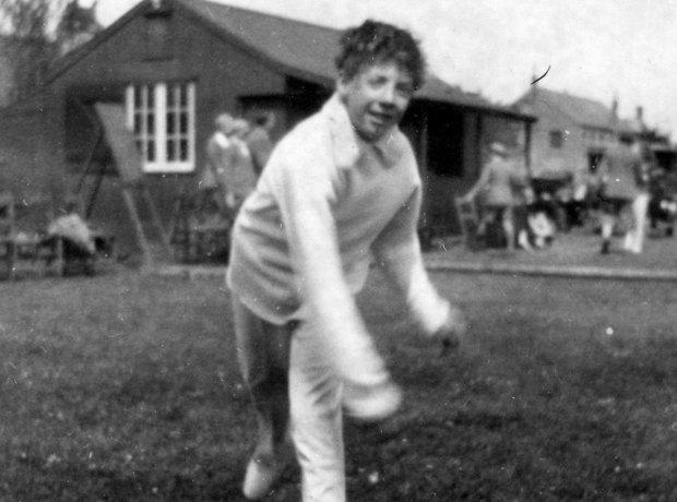 Benjamin Britten composer boy cricket