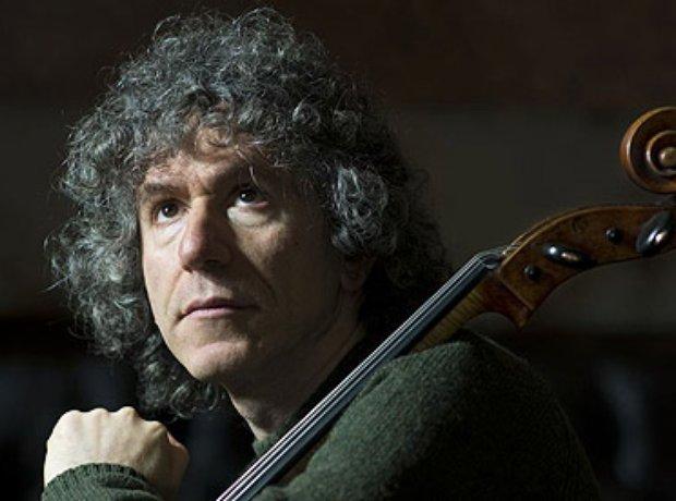 Steven Isserlis cellist