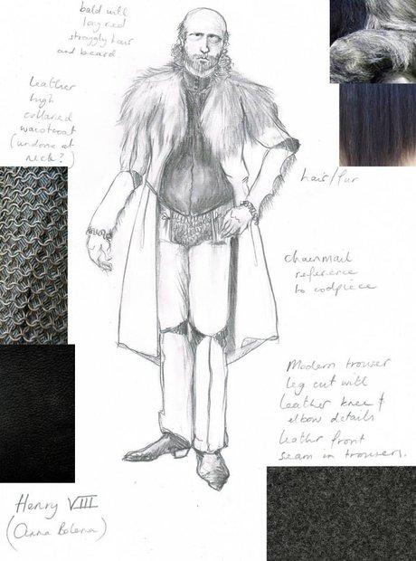 Tudors costumes at WNO