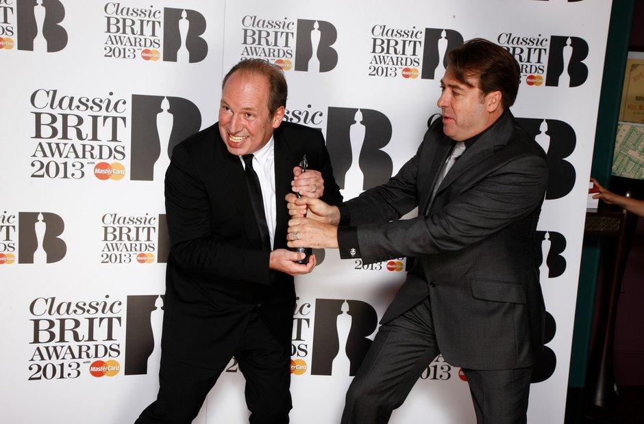 Hans Zimmer Classic Brit Awards 2013