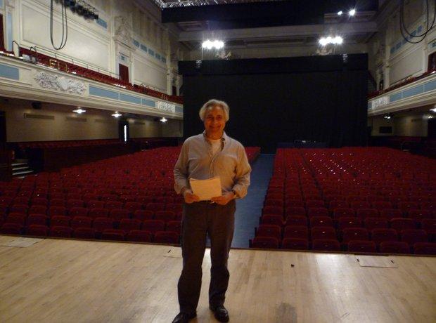John Suchet Dundee Caird Hall