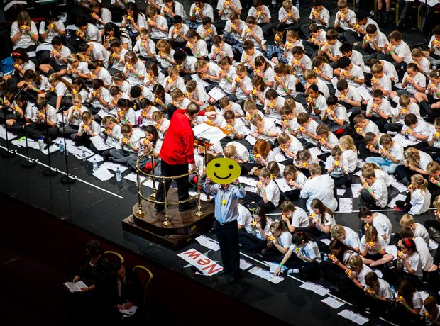 The School Music Association's 75th Birthday Conce