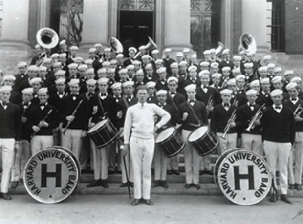 Leroy Anderson Harvard University Band