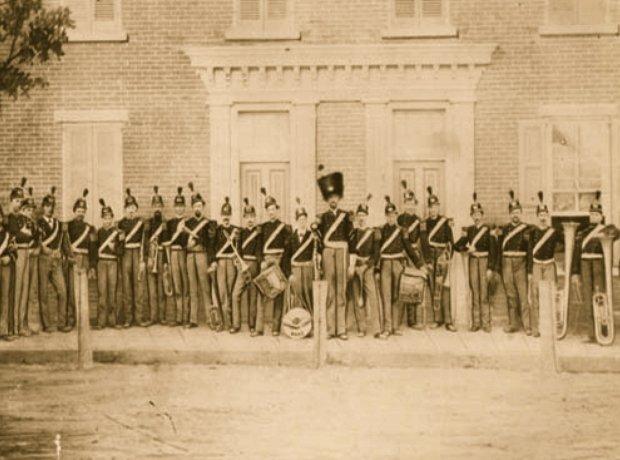Allentown Band 1872 Pennsylvania