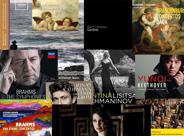 Classic FM's Albums of the Year 2013