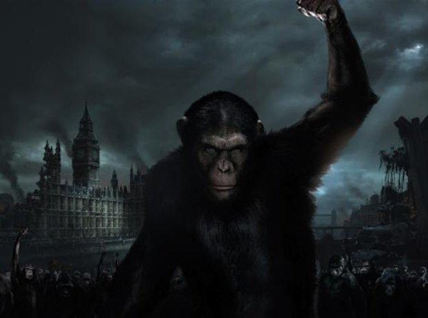 Rise Planet Apes Giacchino Serkis