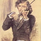 Joseph Joachim violinist