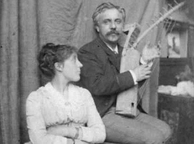Gabriel Fauré Marguerite Hasselmans