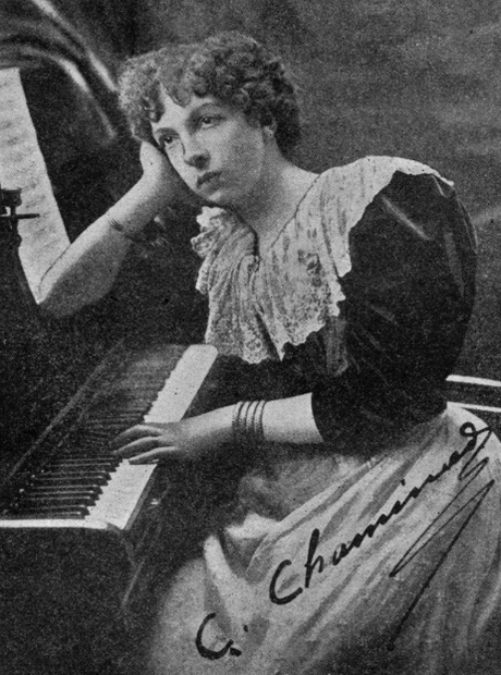 Cecile Chaminade composer woman