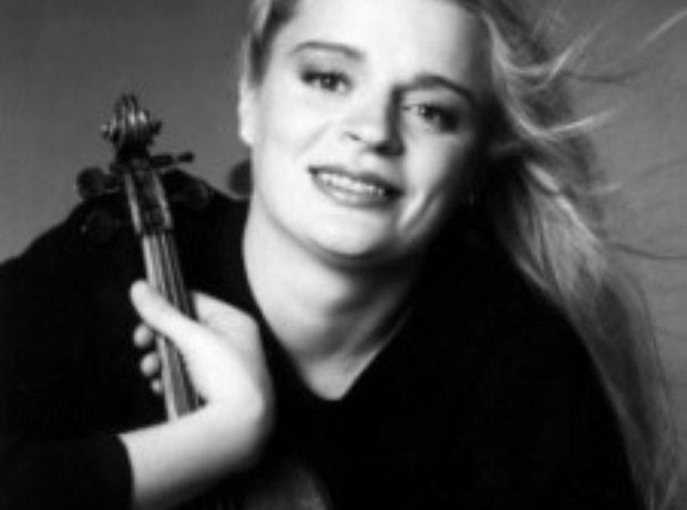 Angele Dubeau violinist