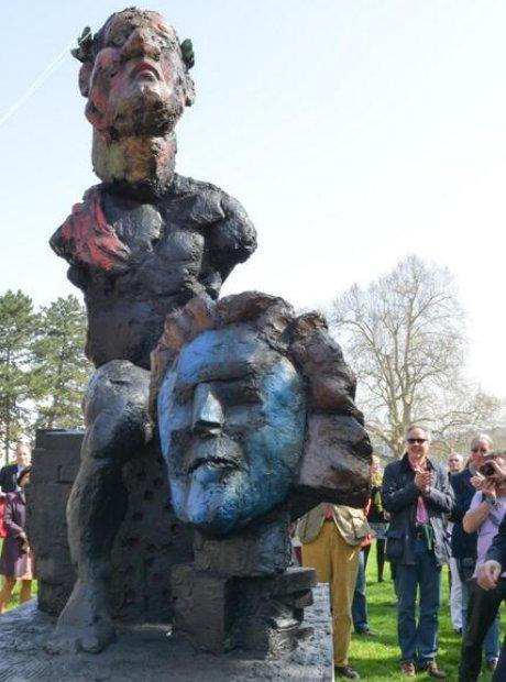 Bonn Beethoven sculpture