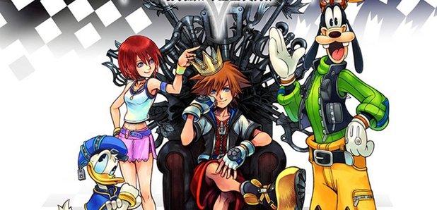 Kingdom Hearts video game
