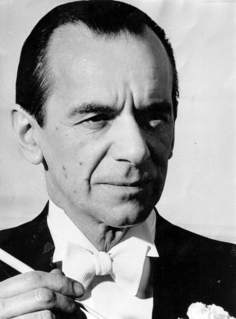 Sir Malcolm Sargent conductor