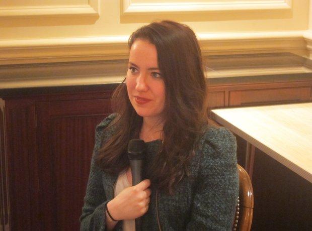 Rachel Kelly mezzo-soprano Royal Opera