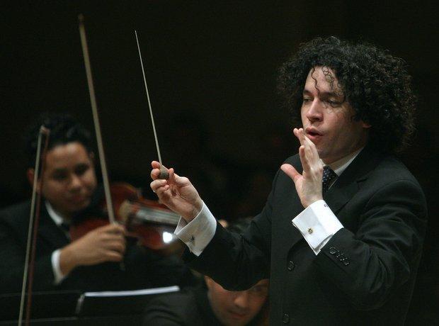 Gustavo Dudamel Carnegie Hall Simon Bolivar Youth Orchestra