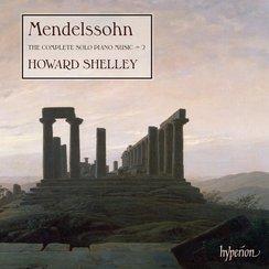 Howard Shelley Piano Mendelssohn solo