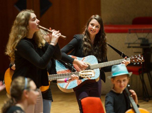 Highworth Folk Band Music For Youth