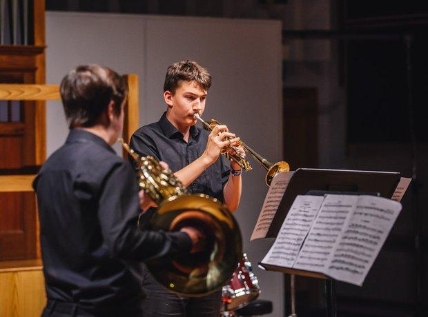 Langley Park School For Boys Brass Trio