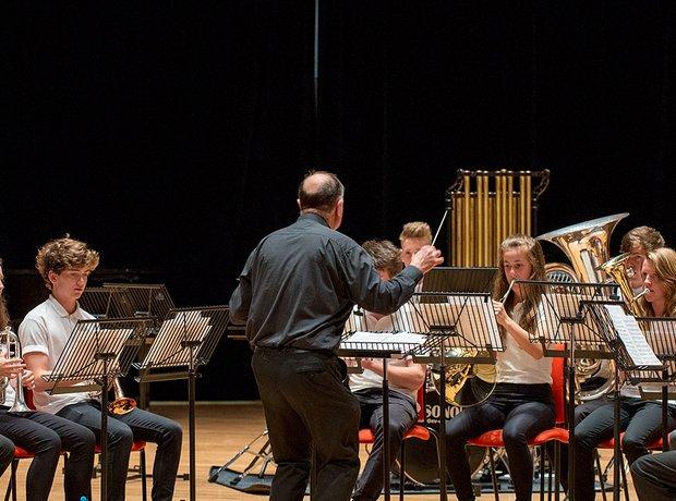 Penglais School Brass Band