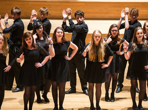 Richmond School Chamber Choir