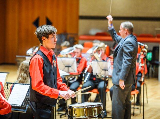 Southampton Youth Brass Band