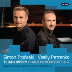 trpceski petrenko tchaikovsky concertos piano