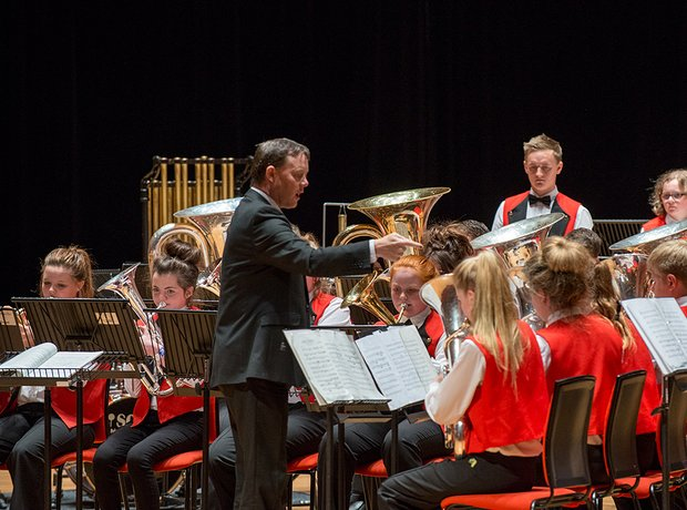 Wardle Academy Brass Band