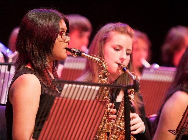 Northampton School for Girls Big Band