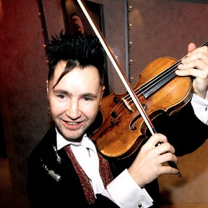 Nigel kennedy violinist four seasons
