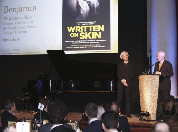 George Benjamin composer Gramophone Awards