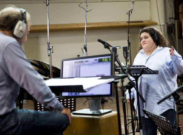 Jonathan Antoine Classic FM Charity Single Global