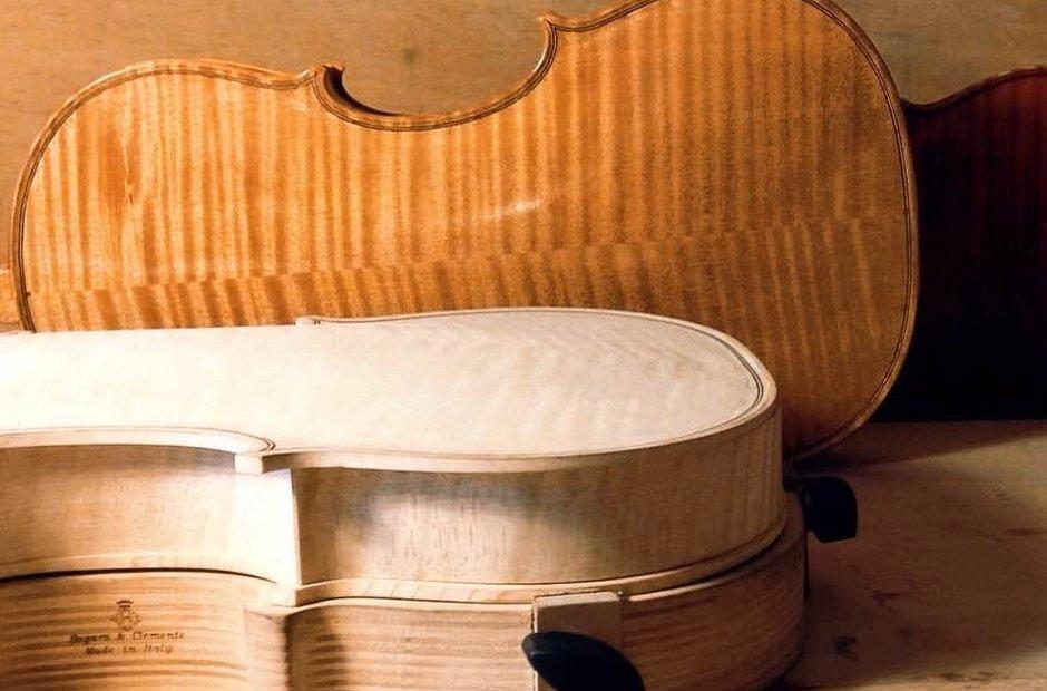 Violin Making - Antoni Ruschil