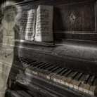 Beethoven piano ghost