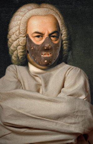 Johannibal Lecter Bach Halloween